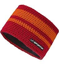 La Sportiva Zephir - Stirnband Skitouren, Red/Orange