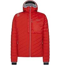 La Sportiva Zone Down - giacca in piuma - uomo, Red
