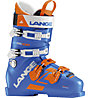 Lange RS 100 - Skischuh, Blue/Orange