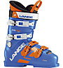 Lange RS 70 S.C - scarpone da sci - bambino, Blue/Orange