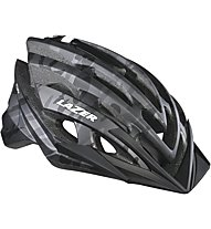 Lazer Nirvana - Casco bici, Black