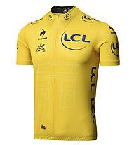 Le Coq Sportif Jersey giallo Tour de France 2015 Replica - Maglia Ciclismo, Yellow