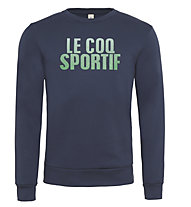Le Coq Sportif Ligne Logo Charvin Sweatshirt, Dress Blues