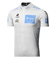 Le Coq Sportif Jersey bianco Tour de France 2015 Replica, White