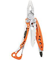 Leatherman Skeletool RX - Taschenwerkzeug, Steel/Orange