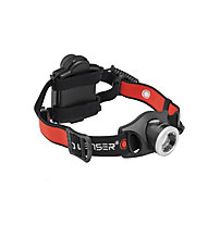 LED Lenser H7.2, Red/Black