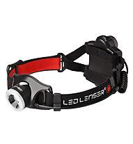 LED Lenser H7R.2 - lampada frontale, Red/Black