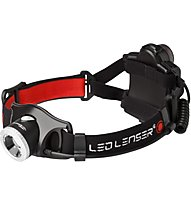 LED Lenser H7R.2 - lampada frontale, Red/Black