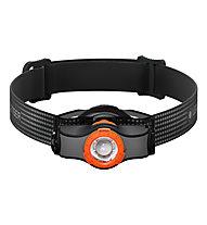 LED Lenser MH3 - lampada frontale, Black/Orange