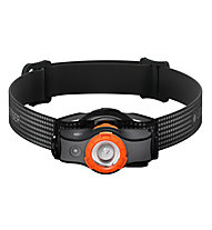 LED Lenser MH5 - Stirnlampe, Black/Orange