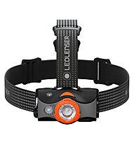 LED Lenser MH7 - lampada frontale, Black/Orange