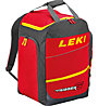 Leki Bootbag - sacca-zaino portascarponi, Red/Black/Yellow