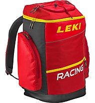 Leki Bootbag race - Tasche/Rucksack für Skischuhe, Red/Black/Yellow