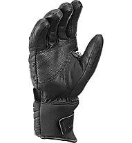 Leki Griffin S - guanti da sci - uomo, Black