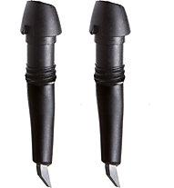 Leki Hm Contour Tip - puntale per bastoncini, Black