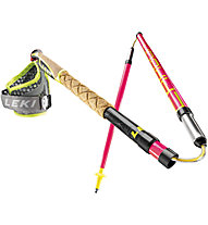 Leki Micro Trail Pro Women - bastoncino trailrunning - donna, Pink/Yellow