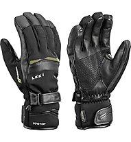 Leki Performance S GTX - guanti da sci - uomo, Black