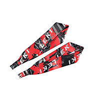 Leki Skin Strap, Red/Black