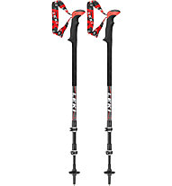 Leki Sherpa XL (2016) - Trekkingstock, Black/Red