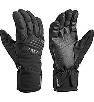 Leki Space GXT - guanti da sci - uomo, Black