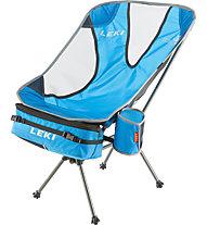 Leki SUB 1 - Campingstuhl, Blue