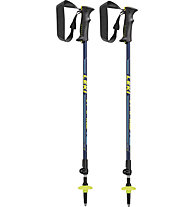 Leki Vario XS - Trekkingstöcke - Kinder, Blue/Yellow