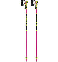 Leki WCR Lite SL 3D - Skistöcke - Kinder, Pink/Black/Yellow