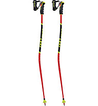 Leki WCR Lite GS 3D - Skistöcke - Kinder, Red/Black/Yellow