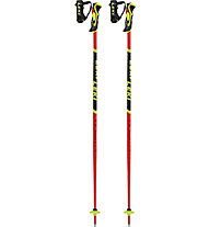 Leki WCR Lite SL 3D - Skistöcke - Kinder, Red/Black/Yellow