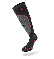 Lenz Heat Sock 1.0, Black/Red