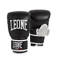 Leone Contact Bag Gloves, Black
