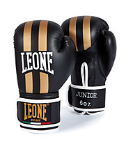 Leone Junior Boxhandschuhe, Black
