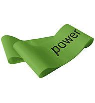 Letsbands Powerband Mini - Gymnastikband, Green