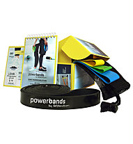 Letsbands Powerband Set Pro, Yellow