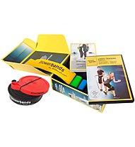 Letsbands Powerbands Set Pro - Trainingsbänder, Yellow
