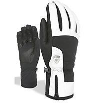 Level Iris - Skihandschuh - Damen, Black/White