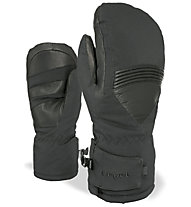 Level Super Radiator Mitten - Fäustlinge Ski Alpin - Herren, Black