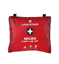 Lifesystems Light & Dry Micro First Aid Kit - Set Erste Hilfe, Red