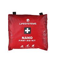 Lifesystems Light & Dry Nano First Aid Kit - kit primo soccorso, Red