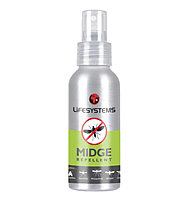 Lifesystems Midge Repellent, 100 ml