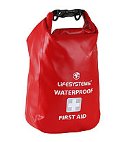 Lifesystems Waterproof First Aid Kit - kit primo soccorso, Red
