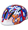 Limar 124 Kids & Youth Superlight - casco bici - bambino, Blue/Red/White