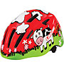 Limar 224 superlight casco bici bambino, Red Grazing