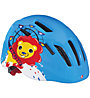 Limar 224 superlight casco bici bambino, Happy Lion