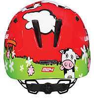 Limar 224 superlight - casco bici - bambino, Red
