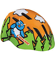 Limar 224 superlight - casco bici - bambino, Orange/Green