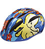 Limar 242 Kids & Youth - casco bici per bambino, Wave (Blue)