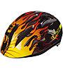 Limar 242 jellybeans - casco bici - bambino, Dragon Flame
