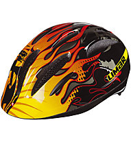 Limar 242 Superlight - Radhelm - Kinder, Dragon Flame