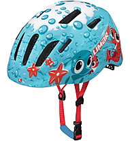 Limar 249 Superlight - casco bici - bambino, Blue/Red